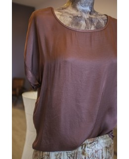 Блуза Сатен Моро
