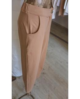 Панталон в светло кафяво
