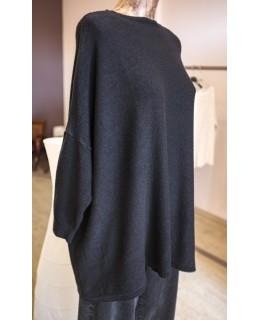 Широка Блуза в черно