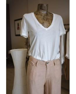 Бяла Тениска V