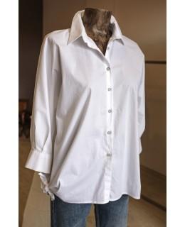 Бяла Риза 3/4 ръкави