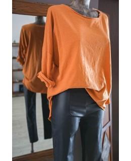 Свободна Блуза Оранж